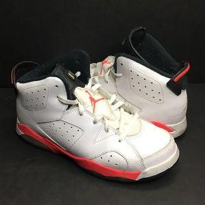 Euc retro Jordan infrared 6 3y